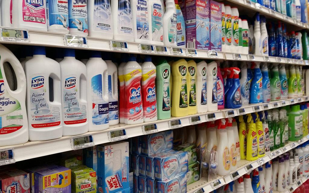 prodotti per la casa supermercati venturini